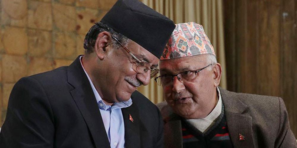 ओली दुवै पद नछाड्ने, प्रचण्ड-नेपाल अर्को रणनीतिमा
