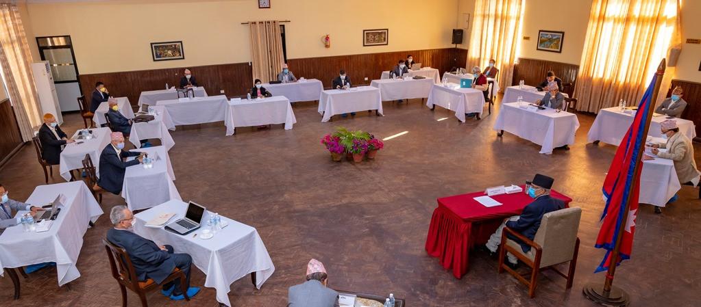 मन्त्रिपरिषद् बैठक बस्दै, लकडाउन मोडालिटी परिवर्तन हुने सम्भावना