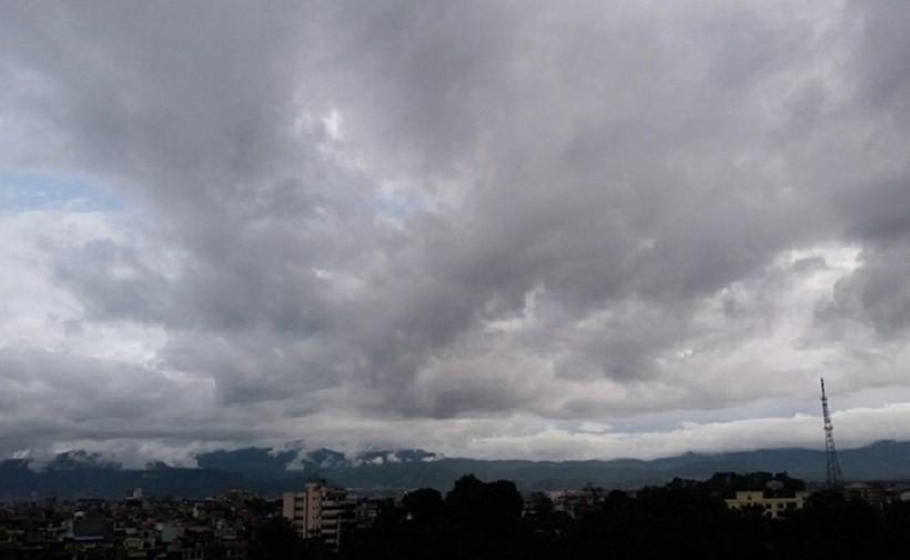 काठमाडौंसहित देशका विभिन्न स्थानमा वर्षा
