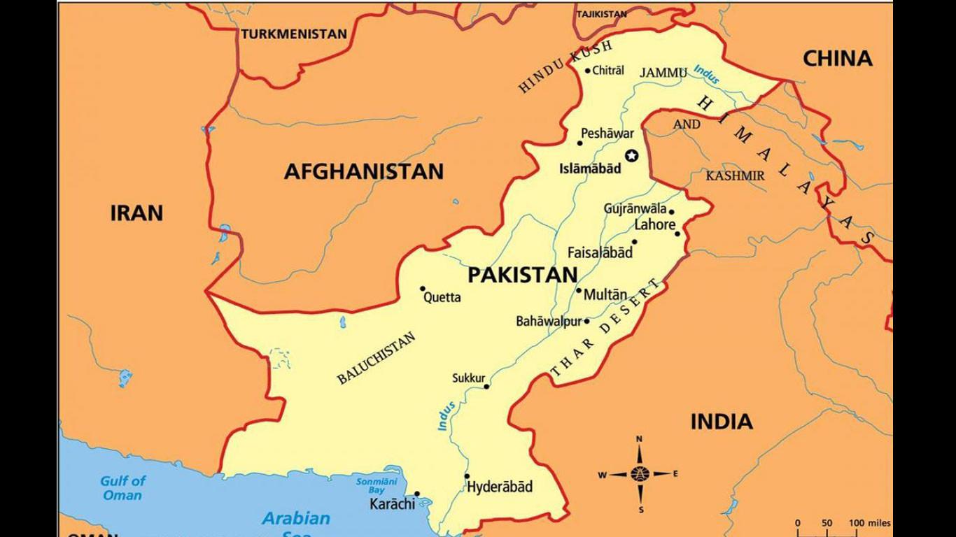 पाकिस्तानमा बस र ट्रेन जुध्दा २० जना तिर्थयात्रीको मृत्यु