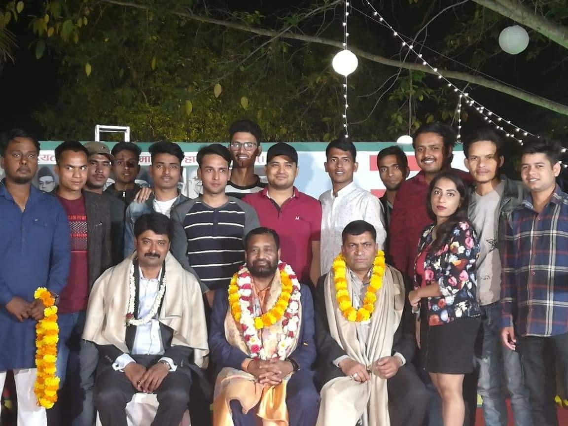 नेपाली जन सम्पर्क समितिकाे अधिवेशन सम्पन्न