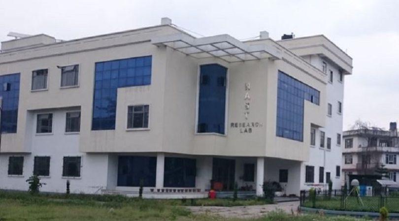 नाष्टमा ग्राउण्ड स्टेशन निर्माण सम्पन्न