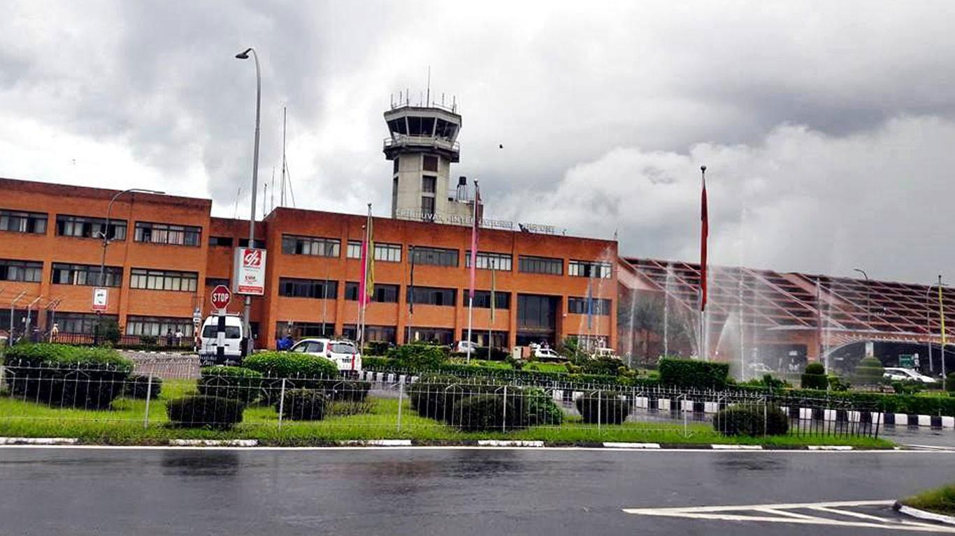 बंगलादेशका राष्ट्रपति आउँदा ३ घण्टा एयरपोर्ट बन्द
