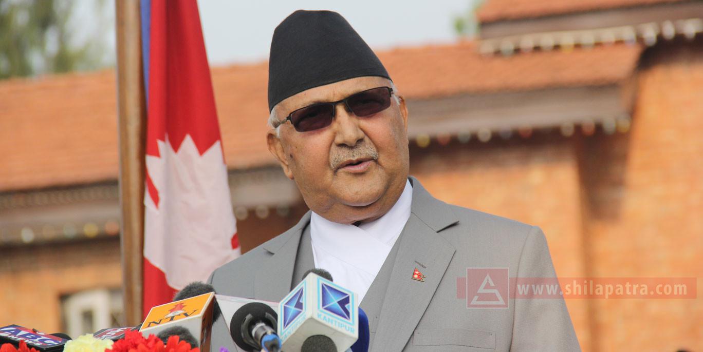 नेपाल स्याटेलाइट प्रक्षेपण गर्ने मुलुकको सूचीमा : प्रधानमन्त्री