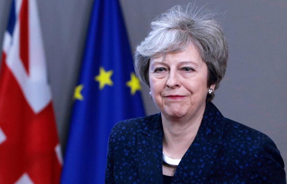 ब्रेक्जिट सकसः प्रधानमन्त्री मेले राजीनामा दिने सहमति