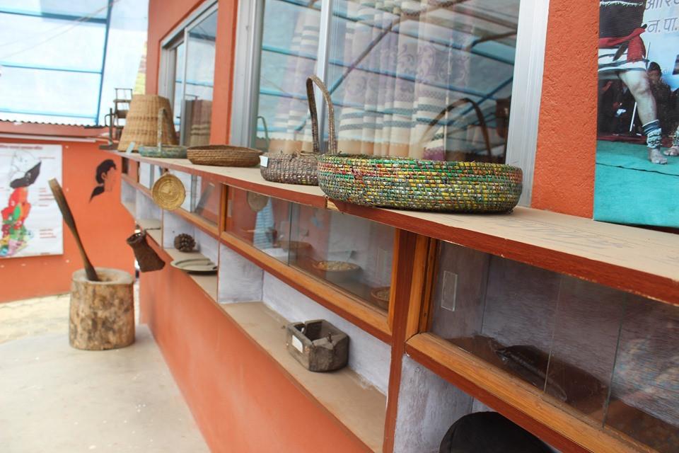 टोका केबले खोल्यो नेवारी सांस्कृतिक संग्रहालय (फोटो फिचर)