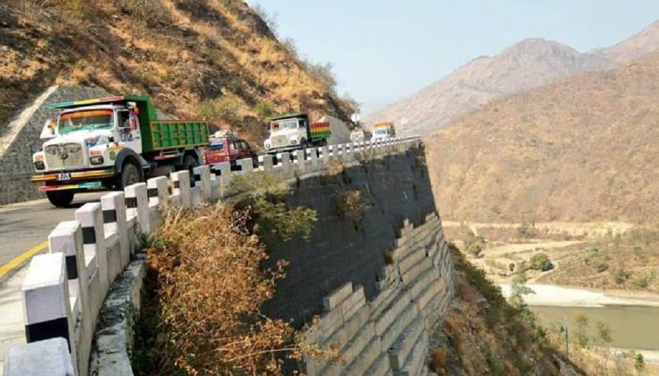 अवरुद्ध बीपी राजमार्ग खुल्यो