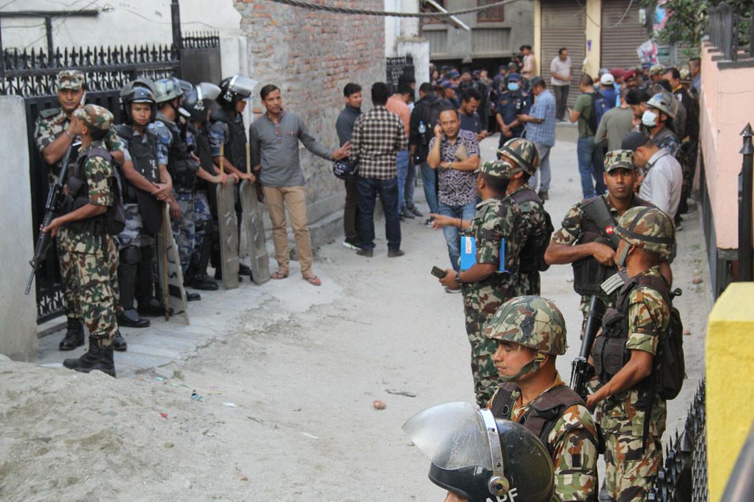 चन्द समूहको आतंक : राजधानीमा शृंखलाबद्ध विस्फोट