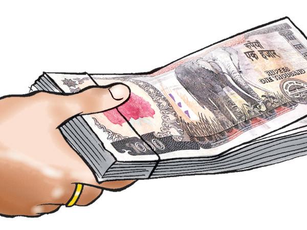 भाटभटेनीद्वारा गण्डकी कोरोना राहत कोषमा २५ लाख सहयोग
