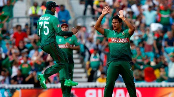 विश्वकप क्रिकेटः बंगलादेशको शानदार जित