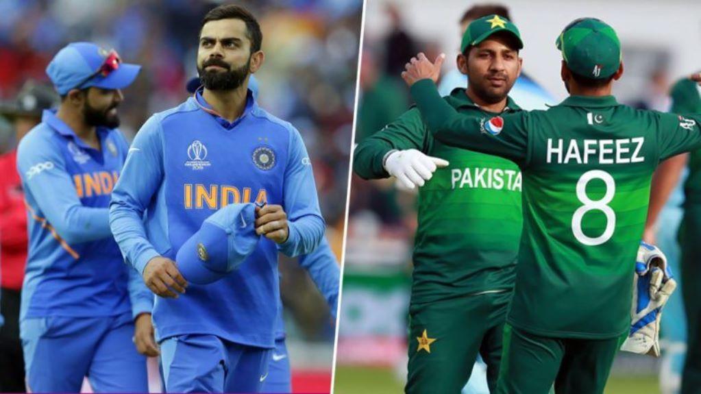 क्रिकेटमा भारतभन्दा पाकिस्तान नै बलियो