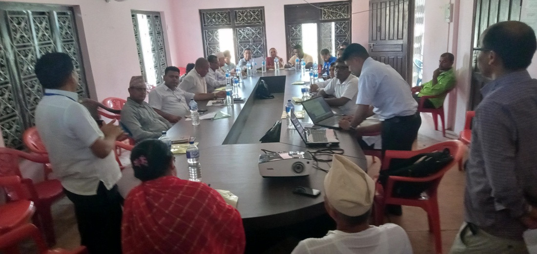 रतुवामाईमा 'उपभोक्ता अधिकार तथा स्थानीय बजार व्यवस्थापन' अभिमुखीकरण