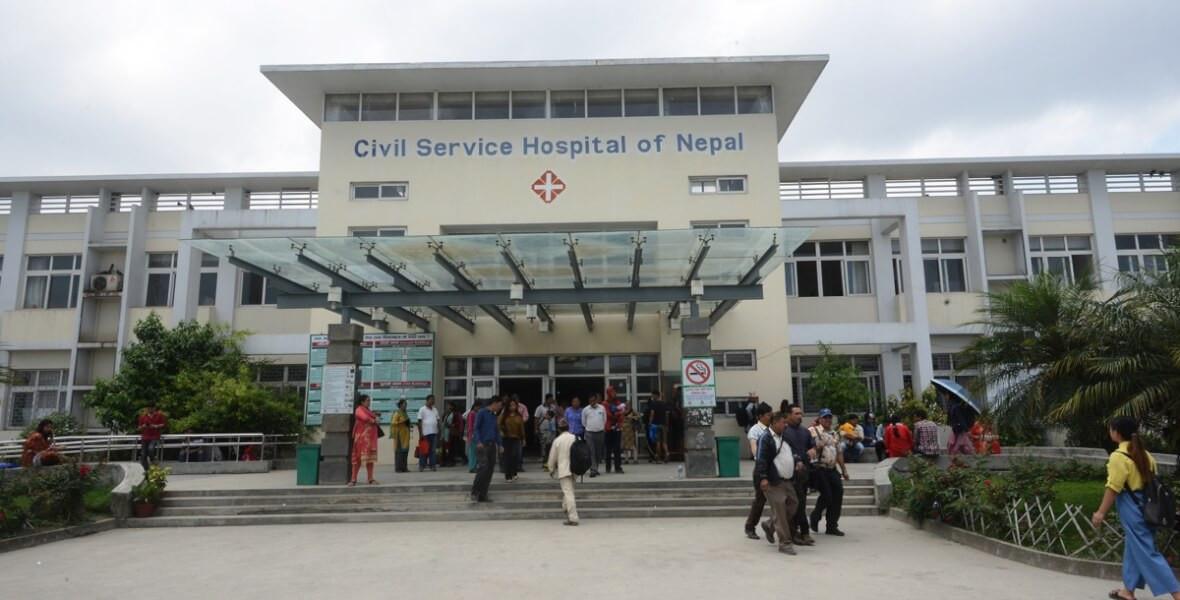 सरकारी अस्पतालमा आज ओपीडीतर्फको टिकट निःशुल्क