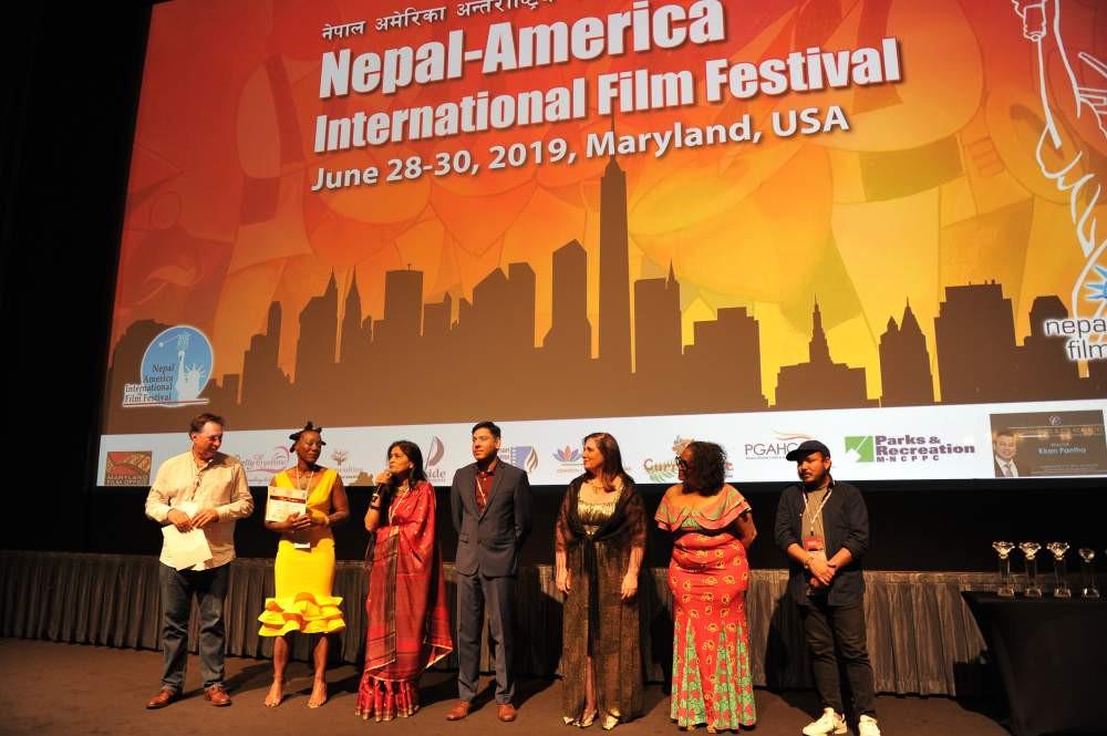 नेपाल-अमेरिका अन्तर्राष्ट्रिय चलचित्र महोत्सव : ११ चलचित्र पुरस्कृत