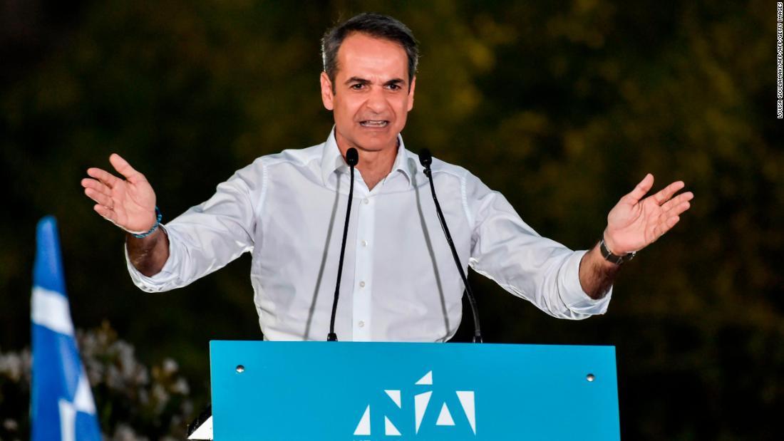 ग्रिसमा मध्यपन्थी पार्टी विजयी, प्रधानमन्त्री सिप्रासद्वारा हार स्वीकार