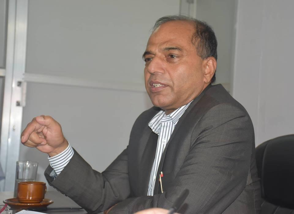भारतीय दूतावासकाे पत्र प्रधानमन्त्रीलाई नदिएर गल्ती भयाे : कृषिमन्त्री