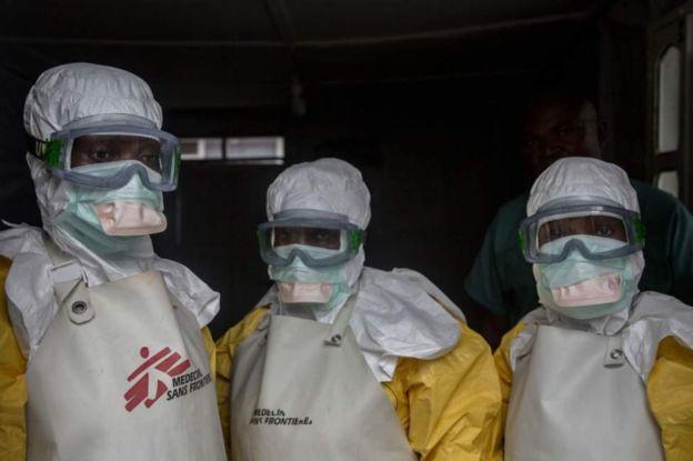 कंगाेमा इबोलाको महामारी, 'विश्व स्वास्थ्य संकटकाल' घोषणा