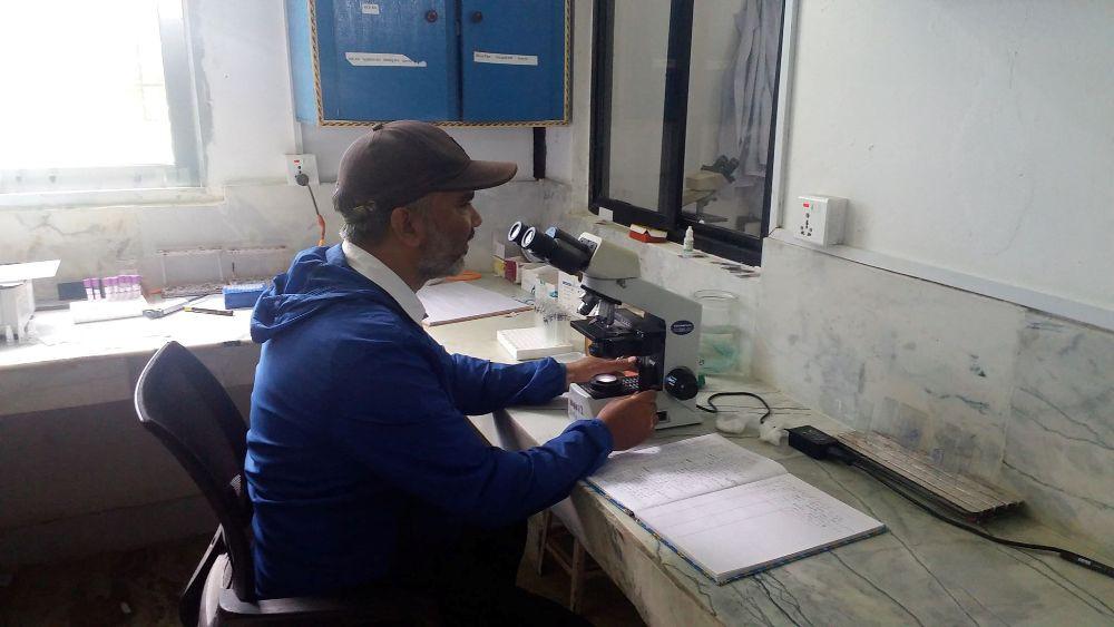 डडेल्धुरामा भेटिए कालाजार रोगका बिरामी