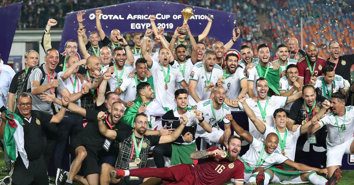 अल्जेरियाले जित्यो अफ्रिका कप अफ नेसन्सको उपाधि