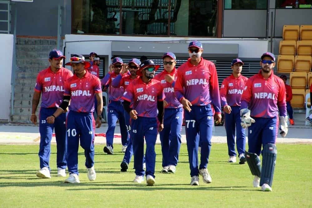 नेपाल सिधै टी२० विश्वकपको ग्लोबल छनोटमा
