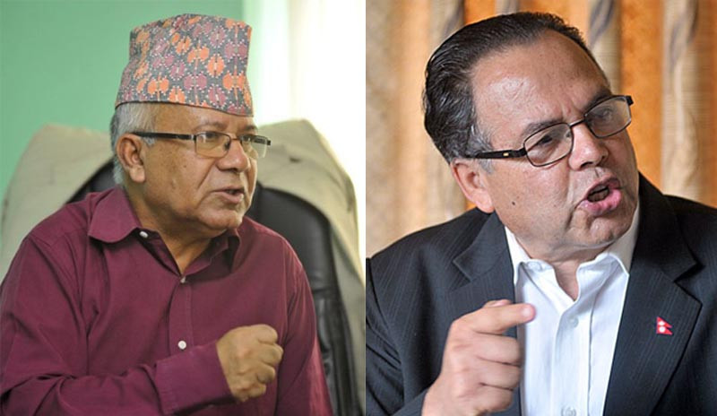 पार्टी वरीयतामा नेपाल अब खनालपछि