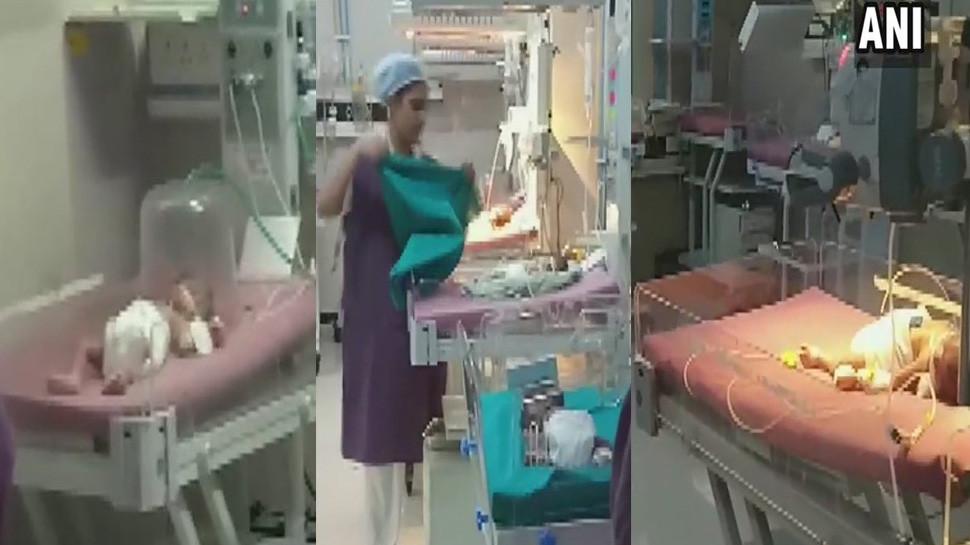 यसकारण अस्पतालमा सातै दिन अलग रंगको बेड