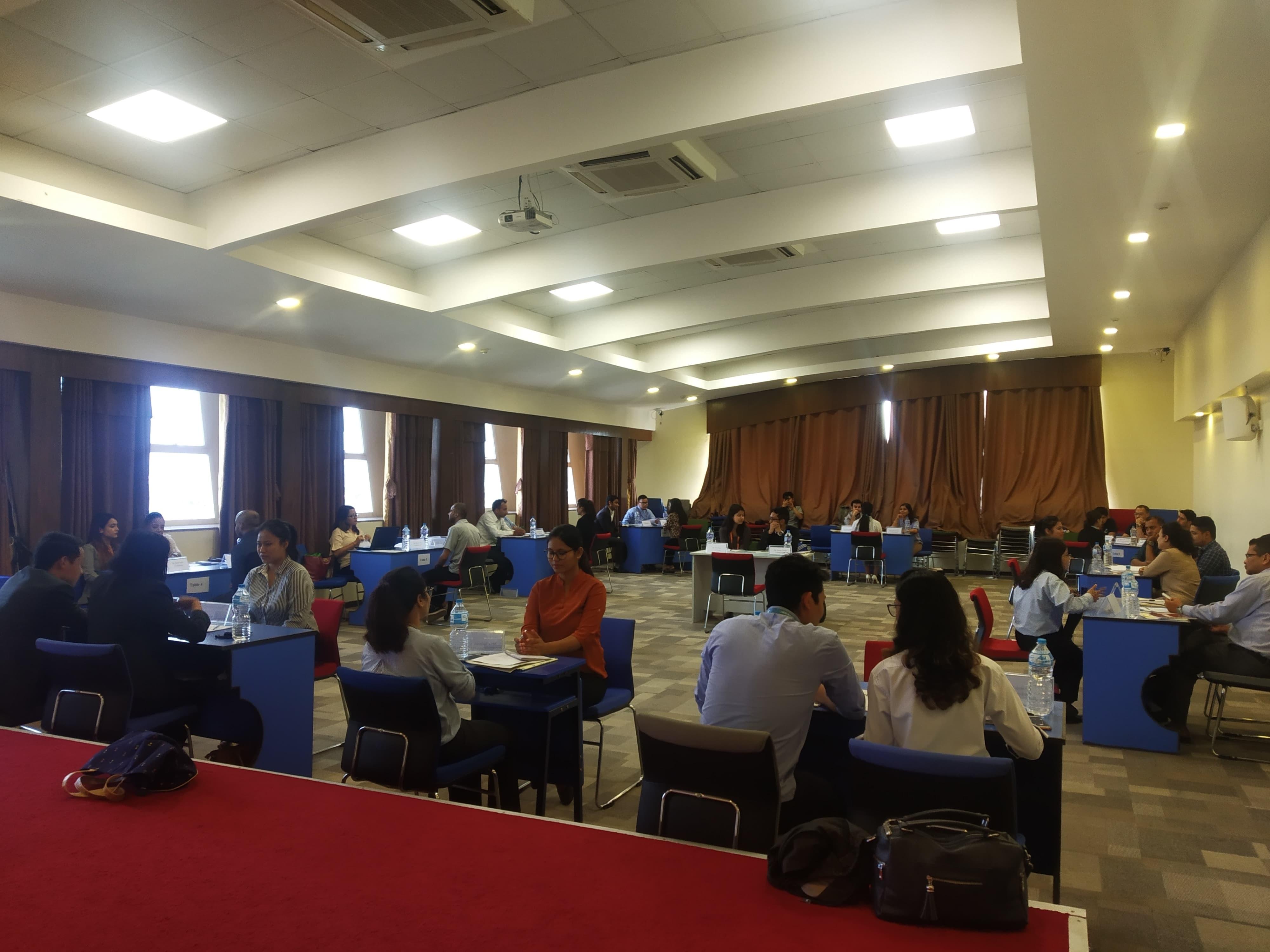 विद्यार्थीलाई जागिर दिलाउन काठमाडाैंमा 'मेला'