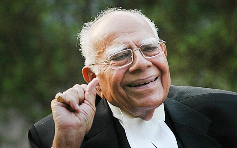 भारतका पूर्वमन्त्री तथा वकिल  जेठमलानीको निधन