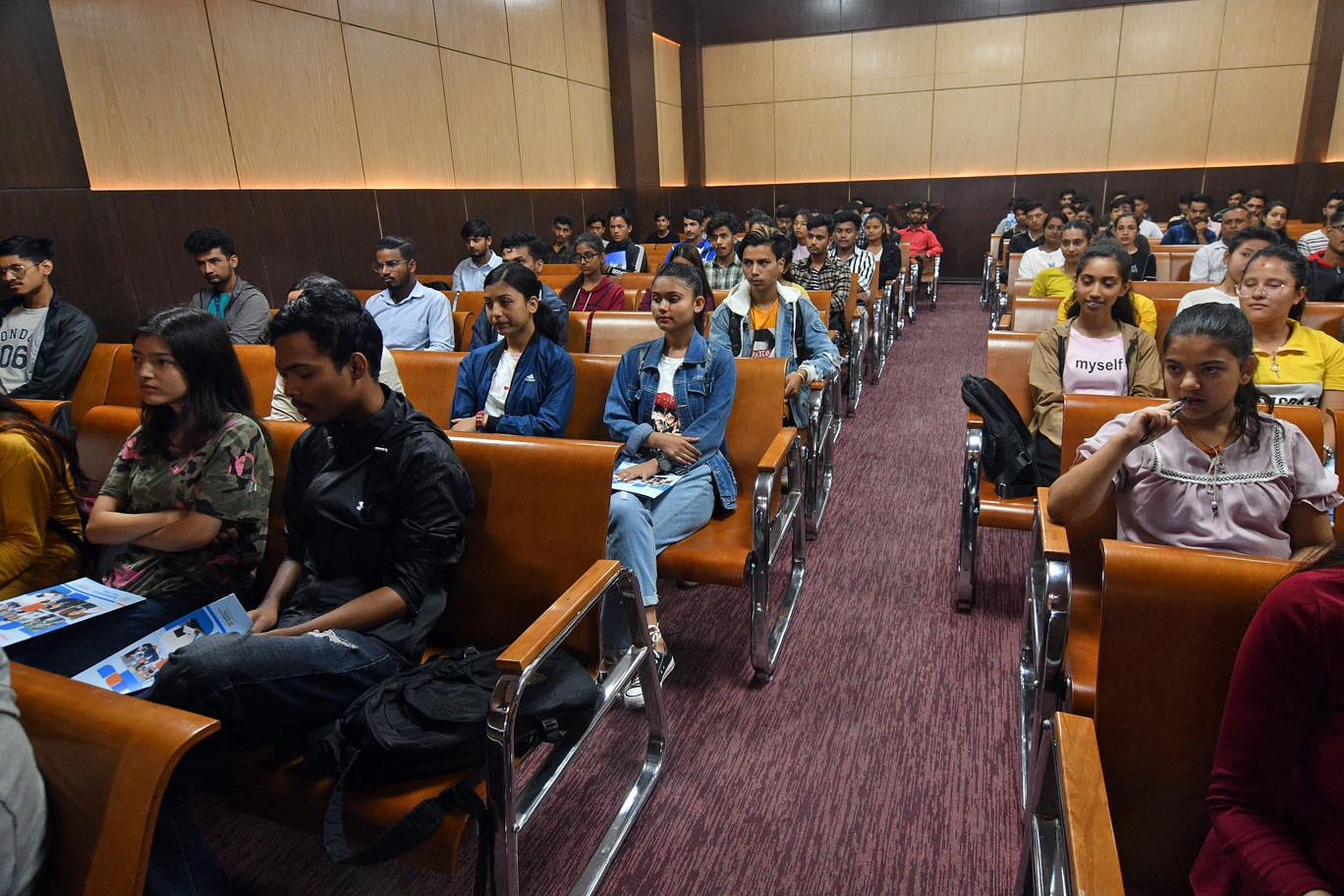 भर्चुअल शैक्षिक परामर्शको आकर्षणः ५५ हजार भिजिटर