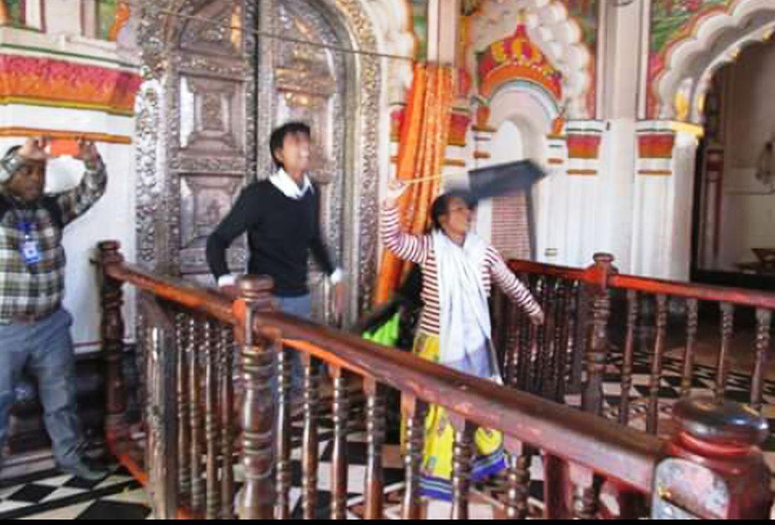 जानकी मन्दिर तोडफोड गर्ने समूहले अदालतबाट पायो सफाइ