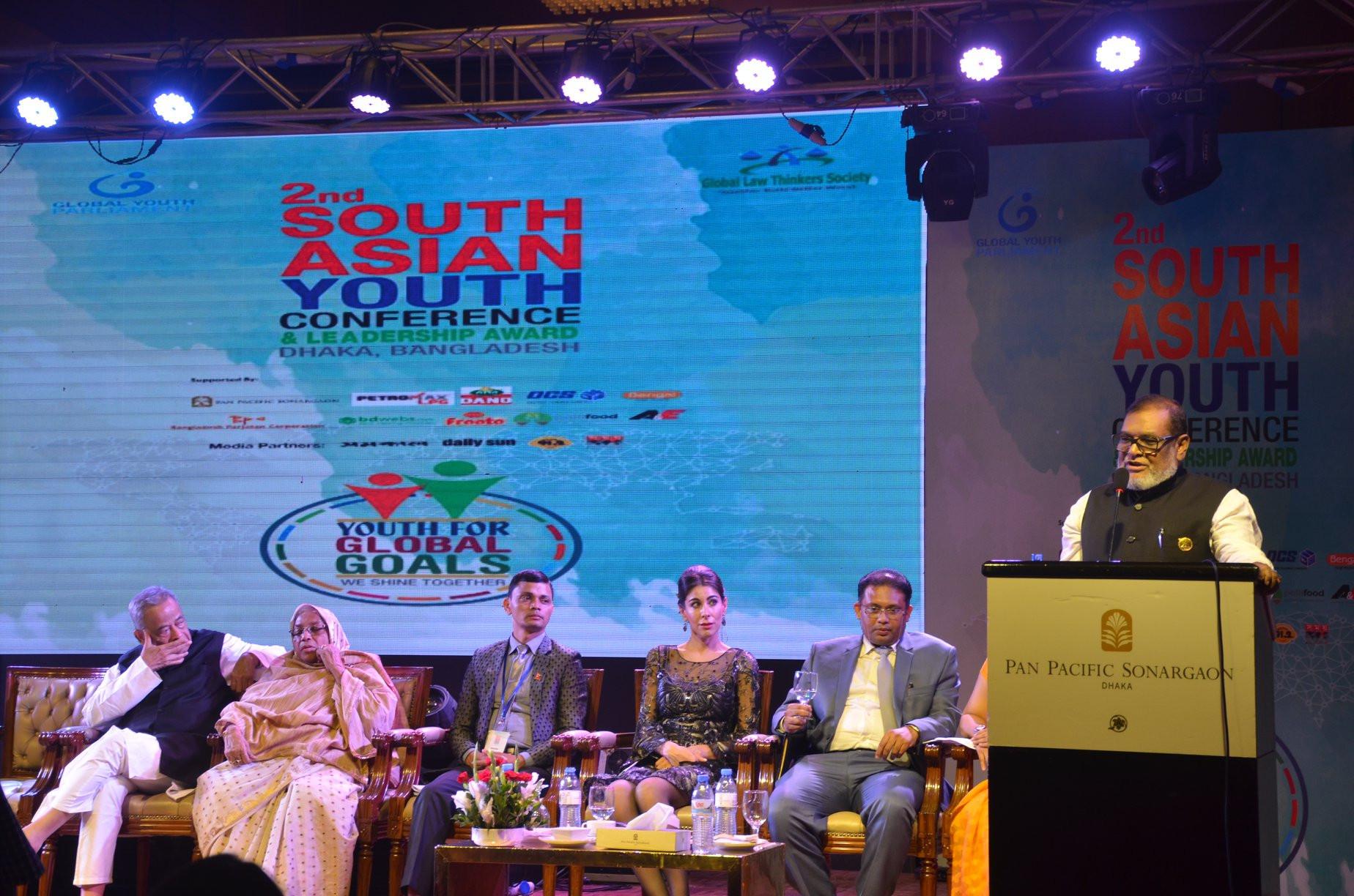 नेपाली युवा र राजदूतबीच बंगलादेशमा भेटवार्ता
