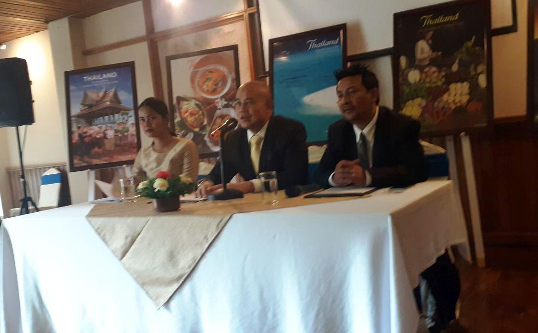 काठमाडौंमा थाई महोत्सव २०१९ आयोजना हुँदै