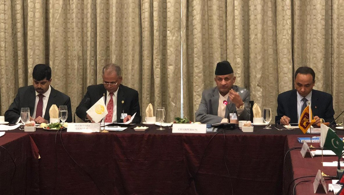 सार्कस्तरीय विदेशमन्त्रीको बैठक न्यूयोर्कमा