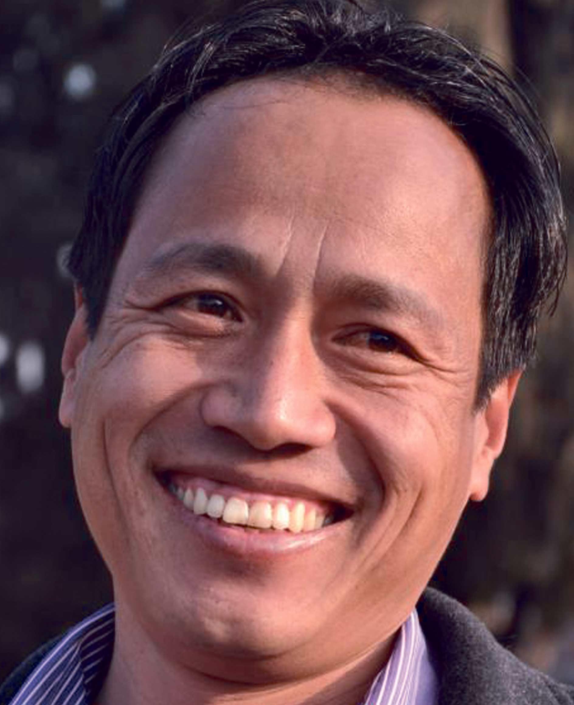राजन मुकारुङ