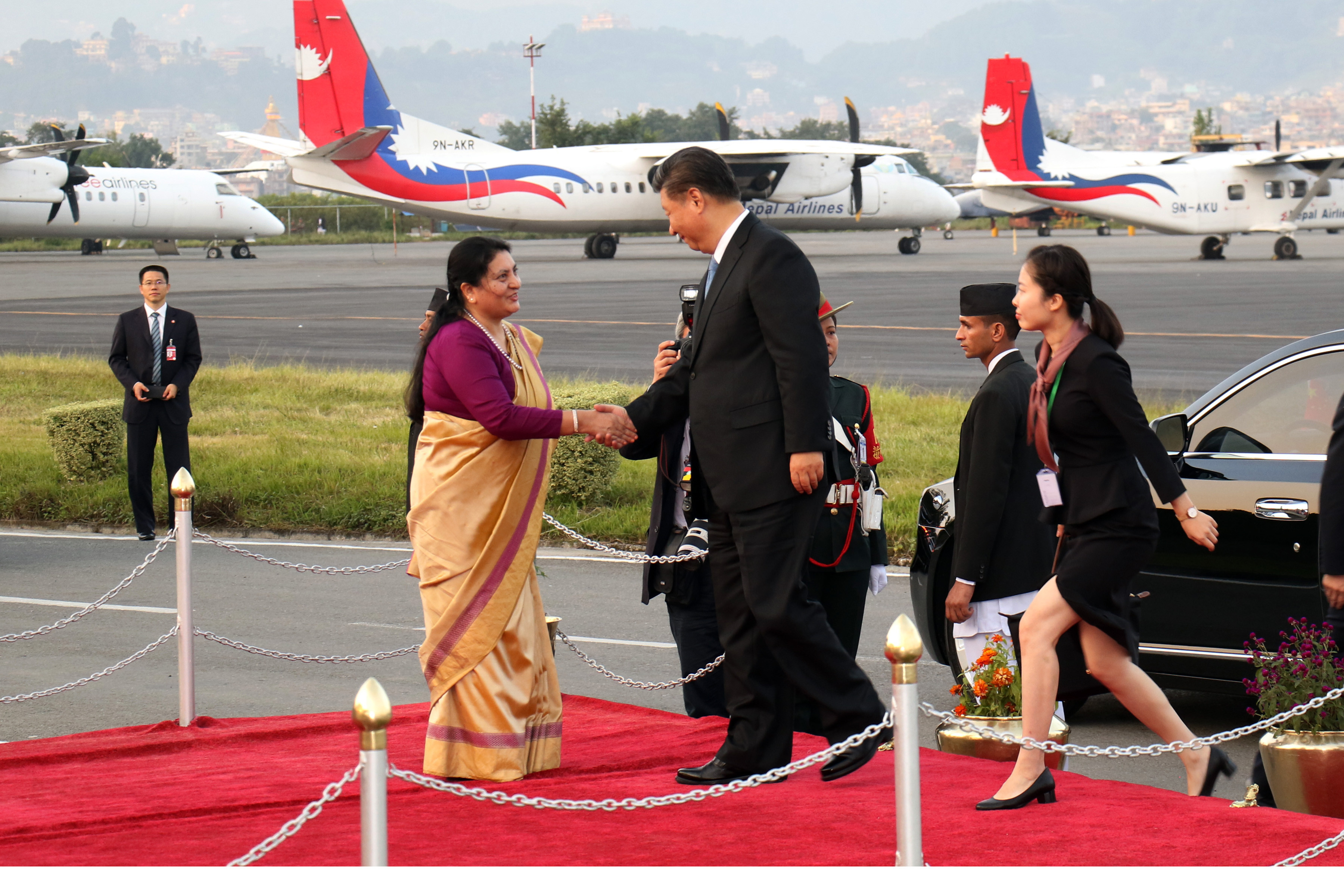 नेपाल-चीन सम्बन्ध 'नयाँ उचाइमा'