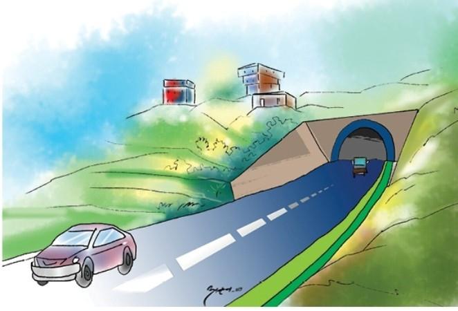 सुरुङमार्ग निर्माणसहित १८ समझदारी पत्रमा हस्ताक्षर