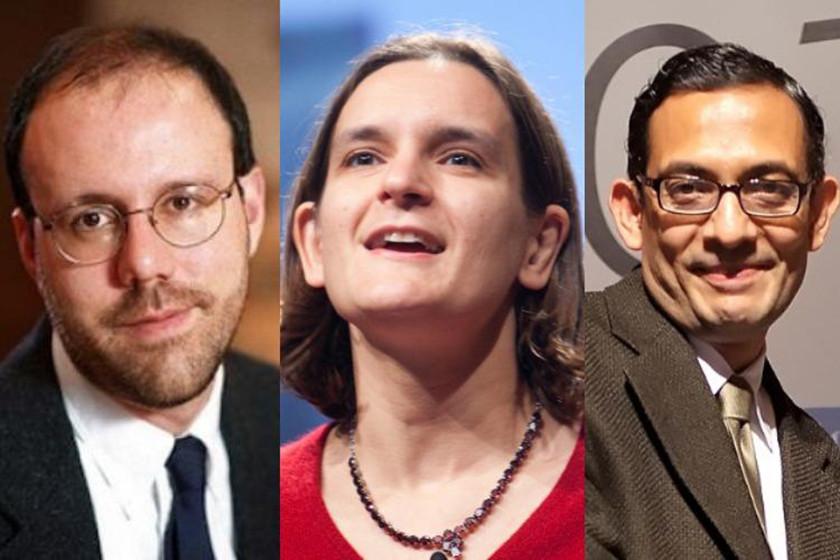 नाेबेल अर्थशास्त्रीकाे नेपाल 'कनेक्सन'