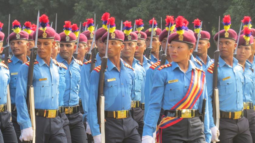 नेपाल प्रहरीमा ३,५९६ दरबन्दी थप