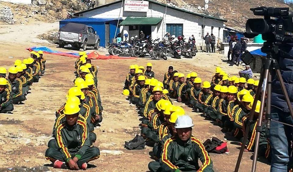 नमूना स्थानीय तह जसले गाउँमै दिए युवालाई रोजगारी