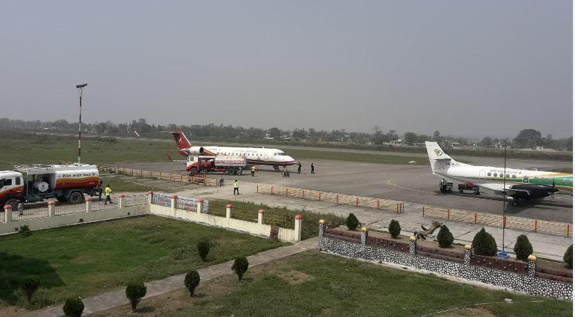 भद्रपुर विमानस्थल १० दिनका लागि बन्द हुने