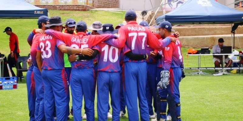 राष्ट्रिय क्रिकेट टोली बंगलादेश प्रस्थान