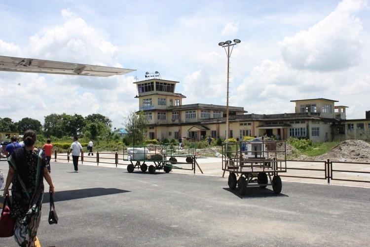 आजदेखि १० दिनका लागि भद्रपुर विमानस्थल बन्द