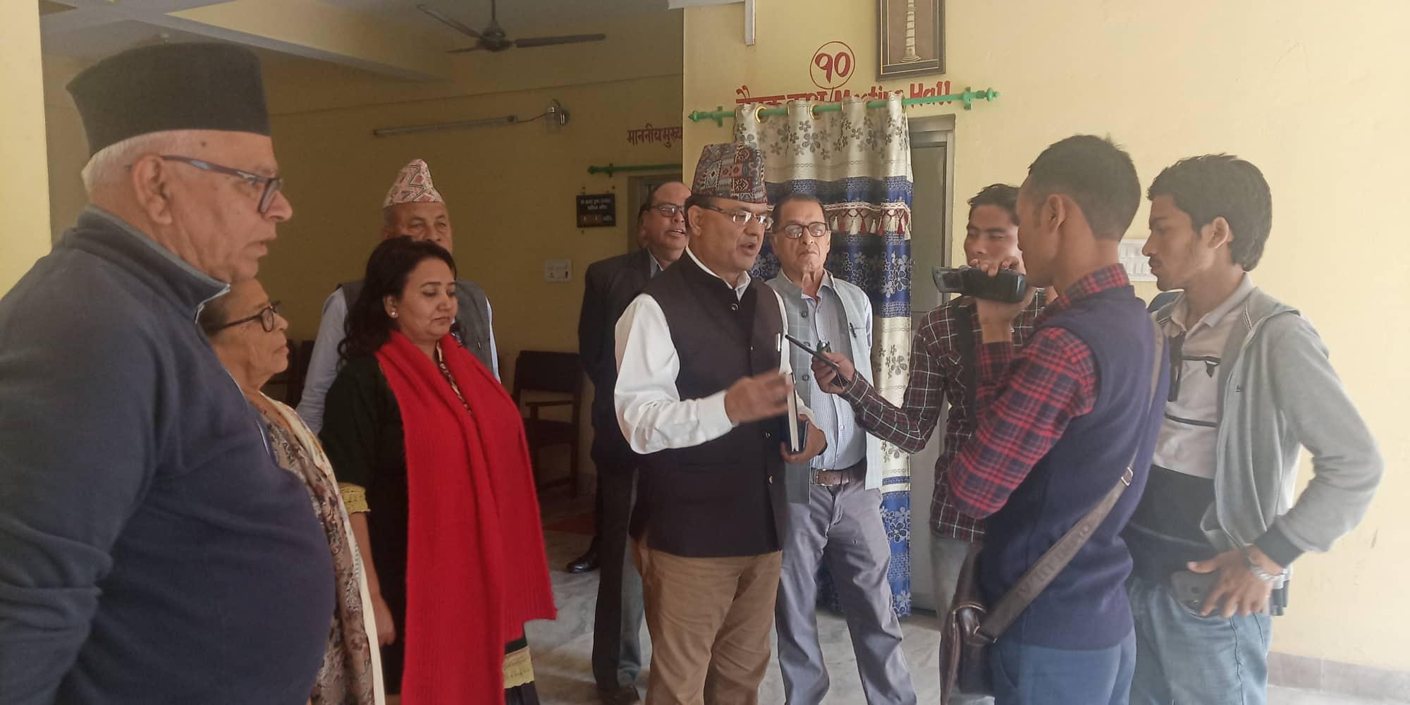 '१७२ ठाउँमा १५ लाख रोपनी नेपाली भूमि भारतले मिचेकाे छ'