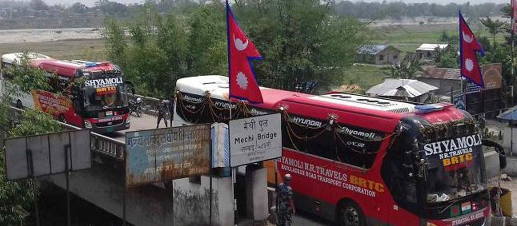 पूर्वी नाकाबाट आउने बङ्गलादेशी पर्यटक घटे, वर्षमा दुई हजारभन्दा कम आउँछन् नेपाल
