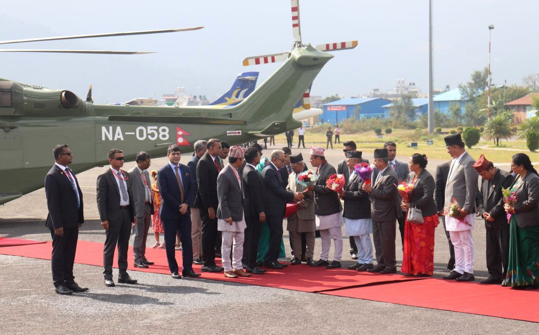 'बंगलादेशी राष्ट्रपतिको पोखरा भ्रमणले पर्यटन प्रवर्द्धनमा सघाउ पुग्छ'