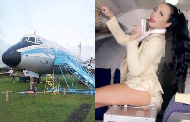 जब विमानभित्रै पोर्नस्टारले फिल्म शुटिङ थाले...