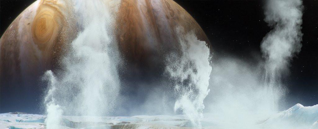 बृहस्पतिको चन्द्रमा युरोपाको सतहमा भेटियो पानीको बाफ