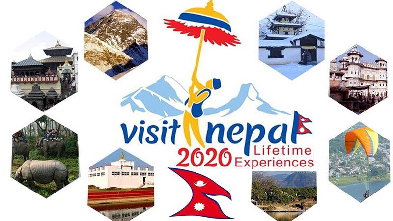 म्यानमारमा नेपाल भ्रमण वर्षको प्रचार