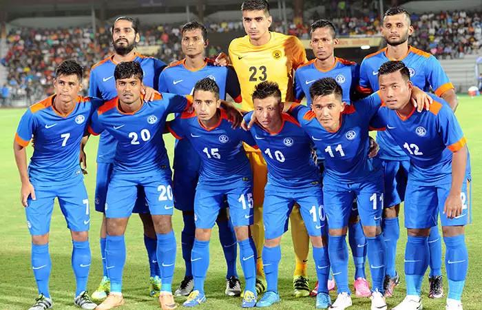 भारत सागकाे पुरुष फुटबलमा सहभागी नहुने