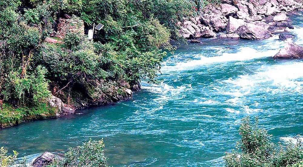 नलगाड जलविद्युत् आयोजनाको मुआब्जा वितरणमा समस्या